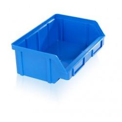 Zkosená bedna PP 3 kg - modrá