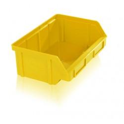 Zkosená bedna PP 3 kg - žlutá