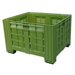 bigbox děrovaný 120x80x78,5 cm – 4 nohy