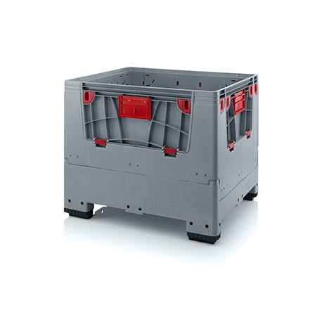 bigbox skládací 120x100x100 cm - vkladové okno - 4 nohy