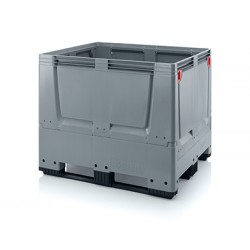 bigbox skládací 120x100x100 cm - 3 ližiny