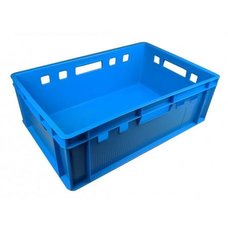 Přepravka E2 modrá