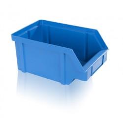 Zkosená bedna PP 10 kg - modrá