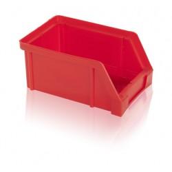 Bedna zkosená PS 2 kg - červená