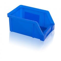Bedna zkosená PS 2 kg - modrá