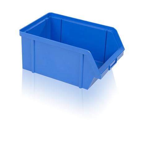 Bedna zkosená PS 20 kg - modrá