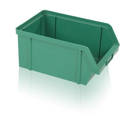 Bedna zkosená PS 20 kg - zelená