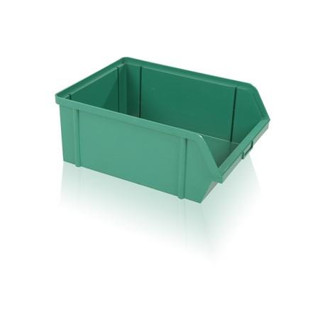 Bedna zkosená PS 40 kg - zelená